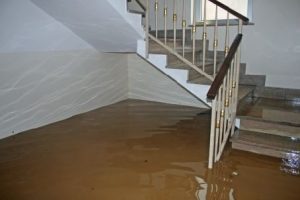 Flood Damage in Tustin CA
