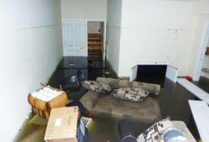 March Air Reserve Base Water Damage Restoration